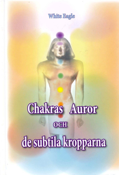 Bild på Chakras, auror och de subtila kropparna