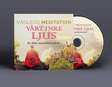 Bild på Vägledd Meditationsbok - Vårt Inre Ljus