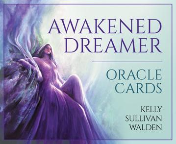 Bild på Awakened Dreamer : mini oracle cards