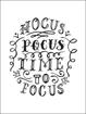 Bild på Hocus Pocus Hocus Pocus Time To Focus II