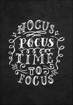 Bild på Hocus Pocus Hocus Pocus Time To Focus