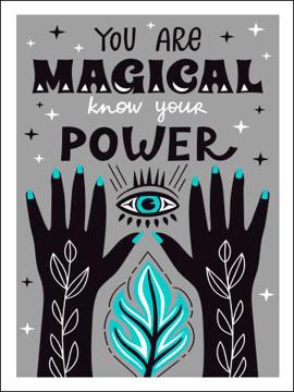 Bild på Hocus Pocus You Are Magical