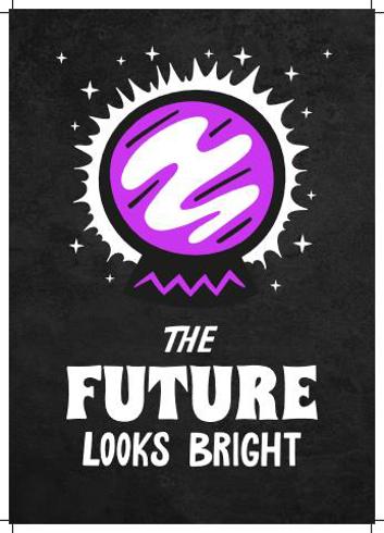 Bild på Hocus Pocus Future Looks Bright