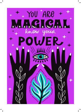 Bild på Hocus Pocus You Are Magical II