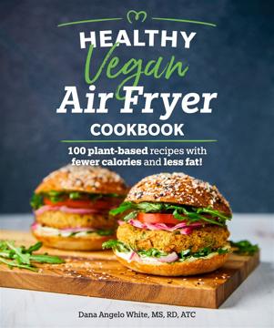 Bild på Healthy Vegan Air Fryer Ckbk