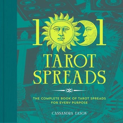 Bild på 1001 Tarot Spreads