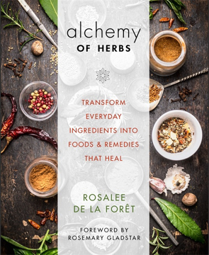 Bild på Alchemy of herbs - transform everyday ingredients into foods & remedies tha