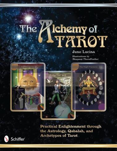 Bild på Alchemy Of Tarot: Practical Enlightenment Through The Astrology, Qabalah & Archetypes Of Tarot (O)