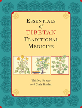 Bild på Essentials of tibetan traditional medicine