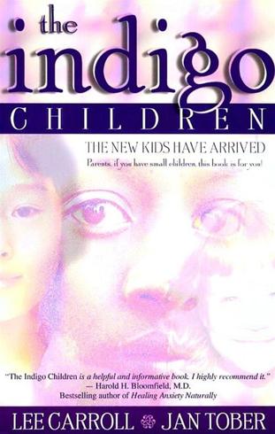 Bild på Indigo children