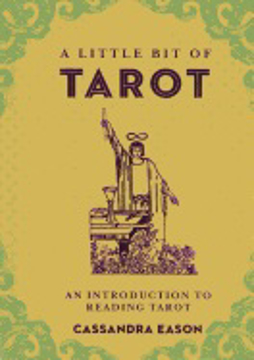 Bild på Little bit of tarot - an introduction to reading tarot
