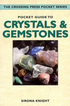 Bild på Pocket Guide to Crystals and Gemstones