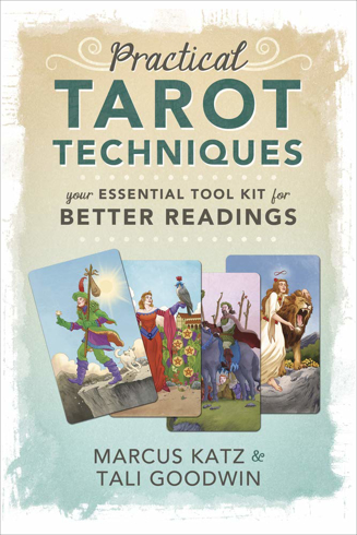 Bild på Practical Tarot Techniques