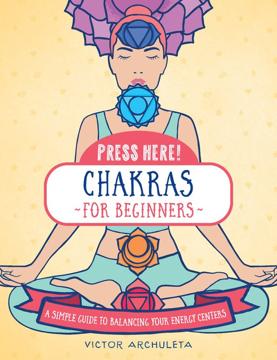Bild på Press Here! Chakras For Beginners