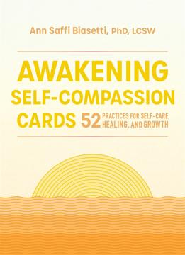 Bild på Awakening Self-Compassion Cards