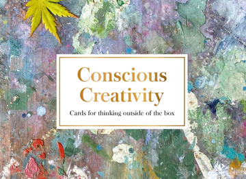 Bild på Conscious Creativity cards: Cards for thinking outside of the box