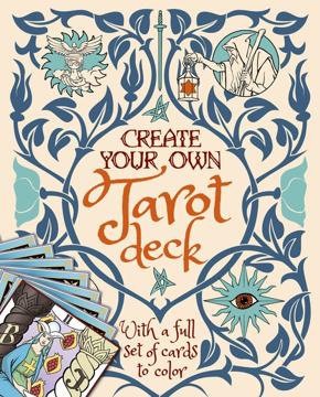 Bild på Create Your Own Tarot Deck: With A Full Se