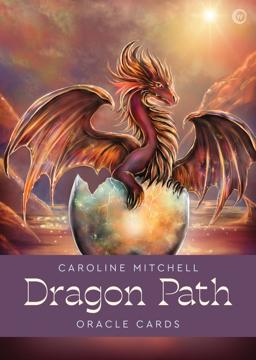 Bild på Dragon Path Oracle Cards