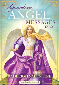 Bild på Guardian Angel Messages Tarot