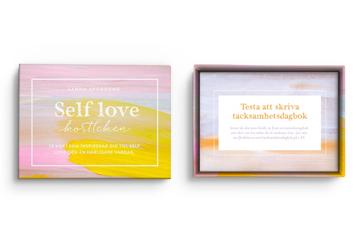 Bild på Self love-kortleken