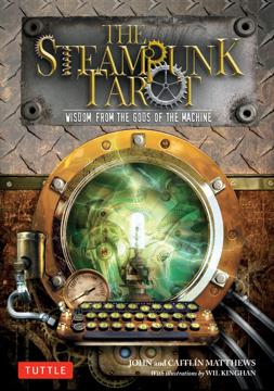 Bild på Steampunk Tarot: Wisdom From The Gods Of T