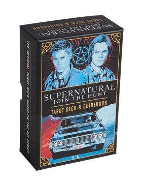 Bild på Supernatural Tarot Deck and Guidebook