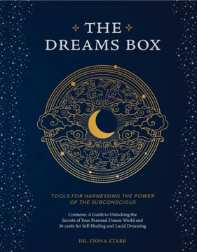 Bild på The Dreams Box : Volume 3: Tools for Harnessing the Power of the Subconscious