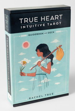 Bild på True Heart Intuitive Tarot: Guidebook & De