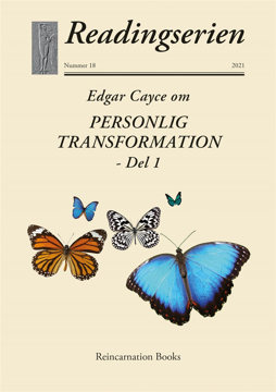 Bild på Edgar Cayce om Personlig Transformation. Del 1