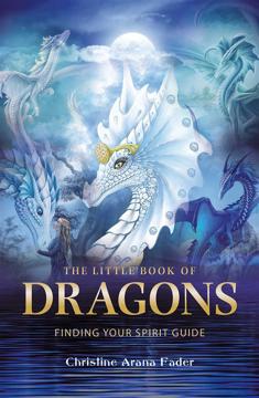 Bild på Little book of dragons - finding your spirit guide