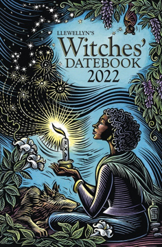 Bild på Llewellyn's 2022 Witches' Datebook